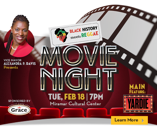 City of Miramar Movie Night