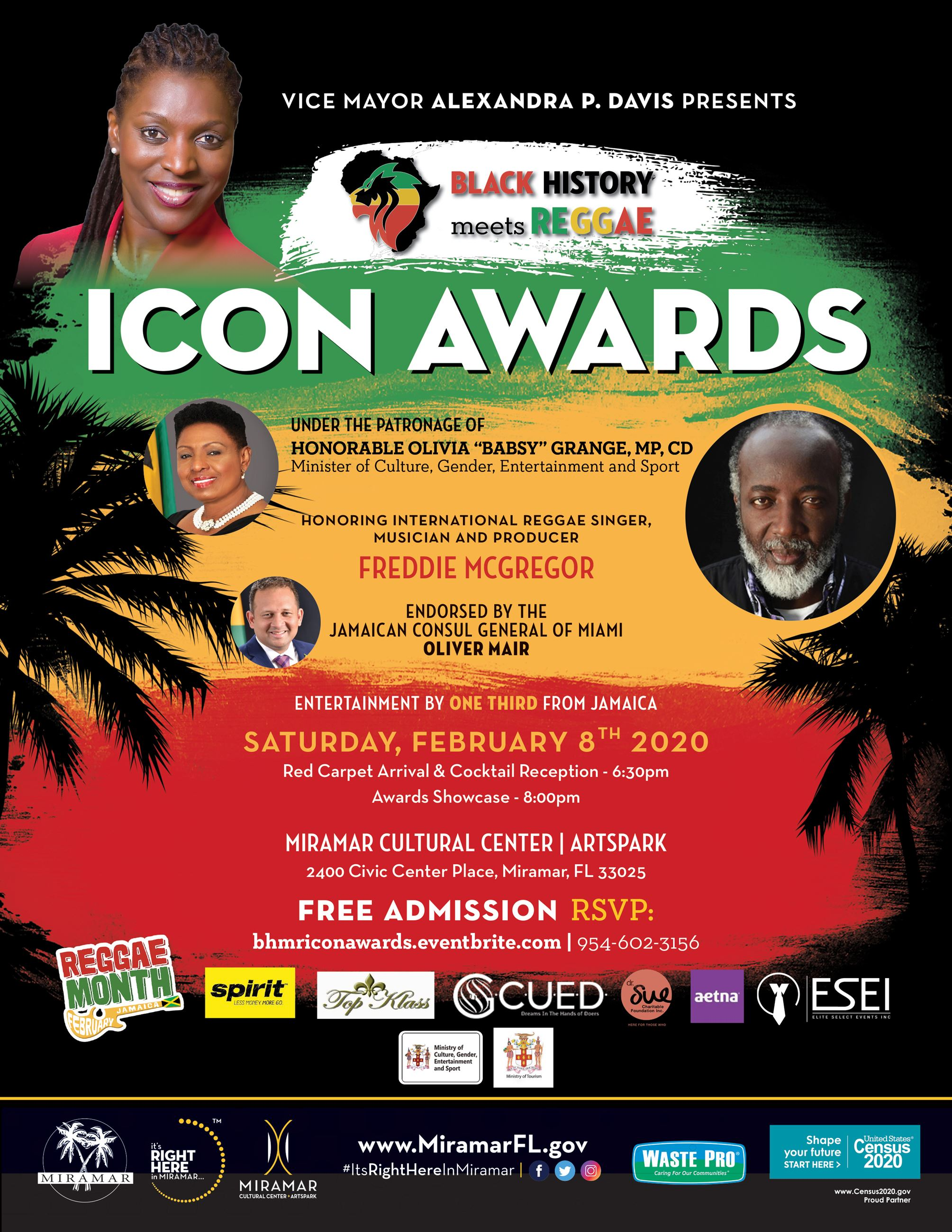 Reggae Icon Awards