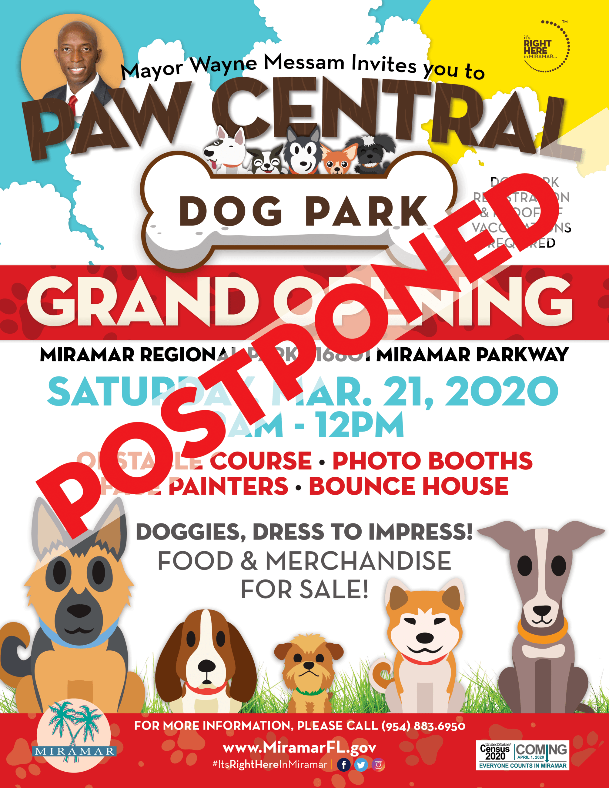 Paw Central Dog Park