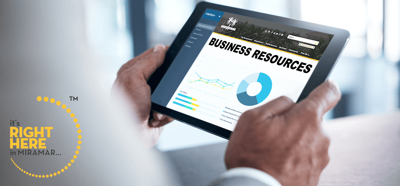 Business Resources Banner