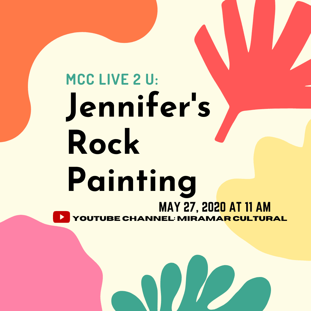 Jennifers Rock Painting