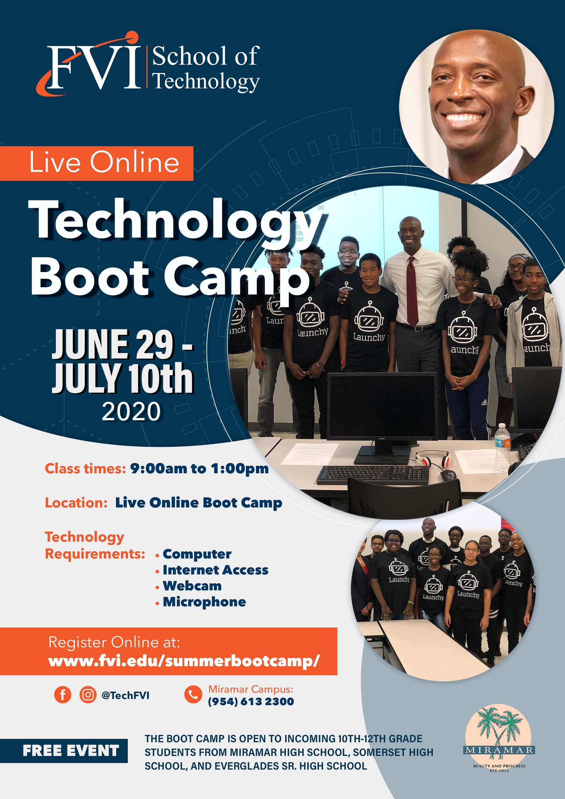 Summer Technology Bootcamp 2020
