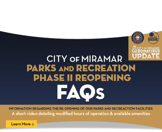 Parks and Recreation FAQ