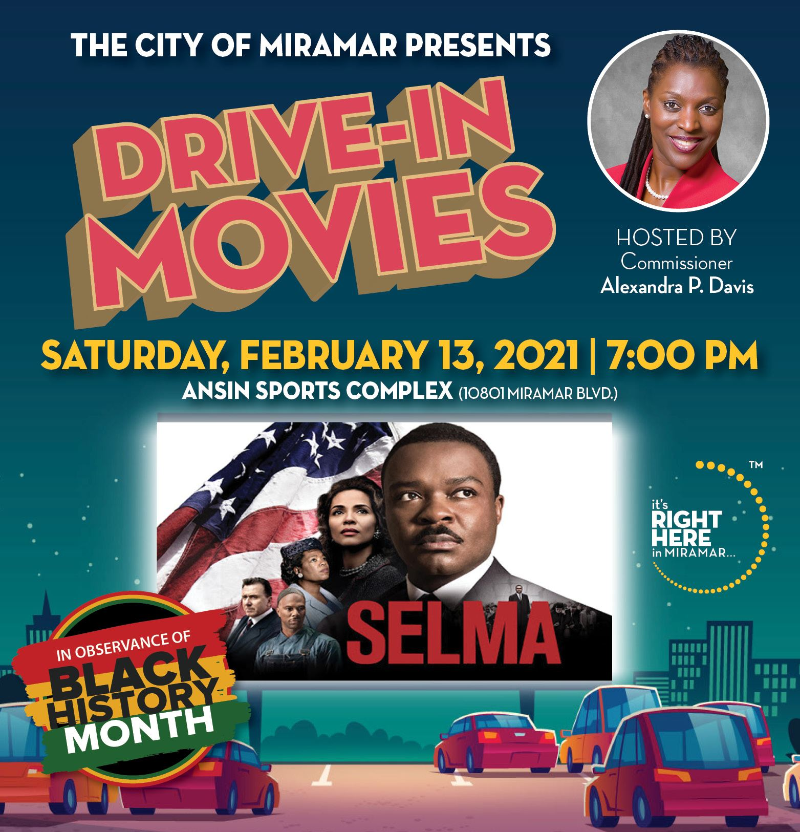 Movies in the Park Selma - News