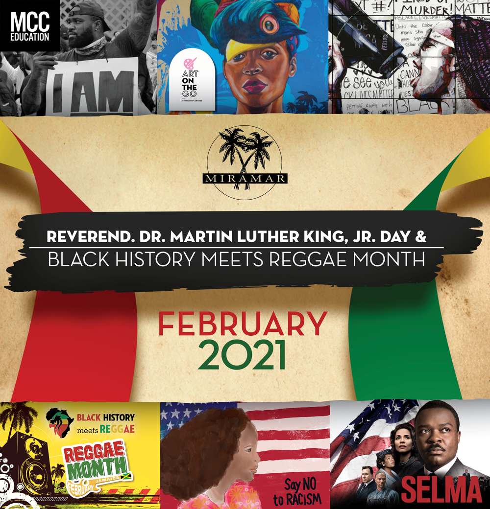 Black History Meets Reggae Month Events