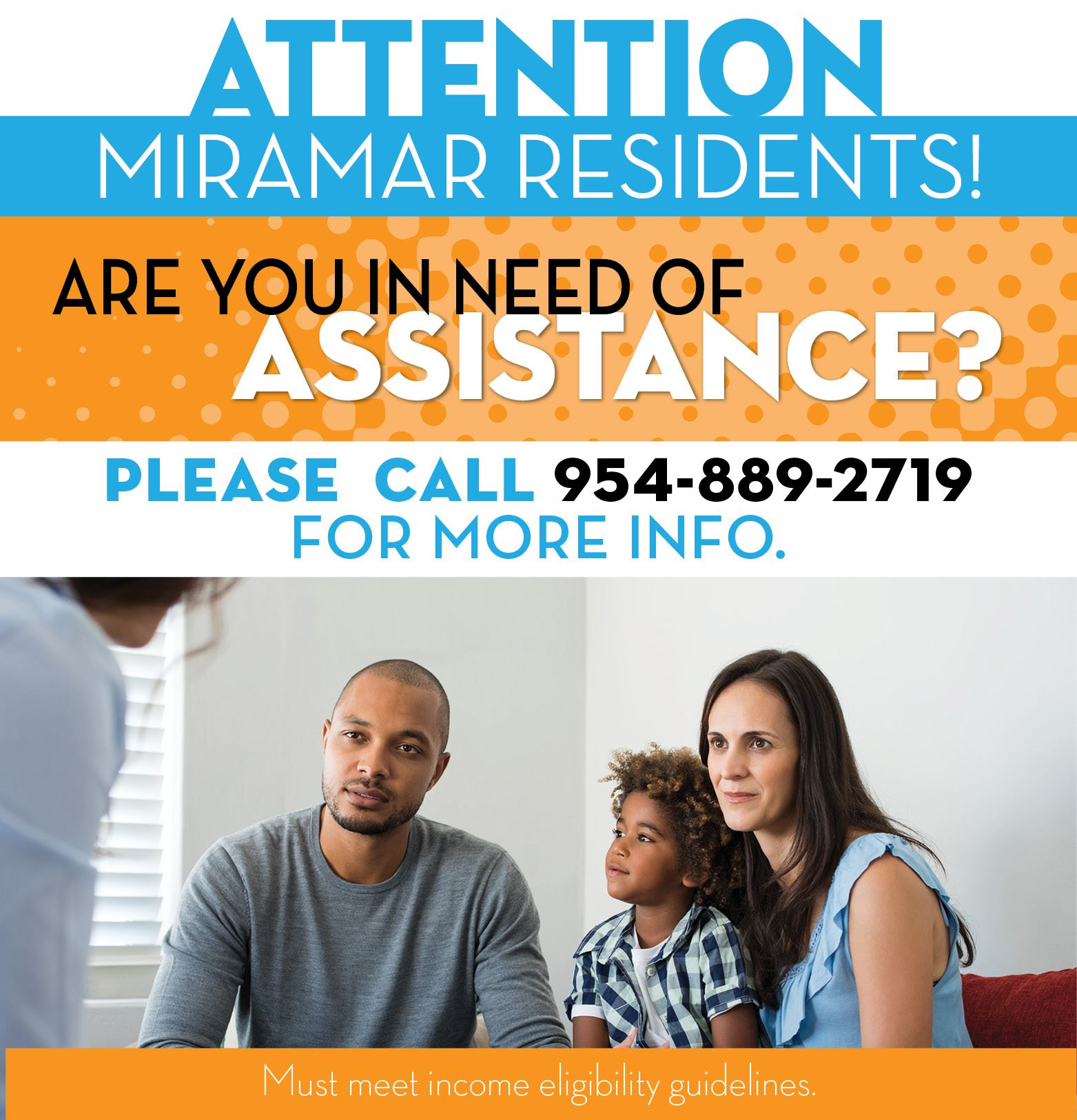 Covid-related Residents Assistance - Home Page Banner