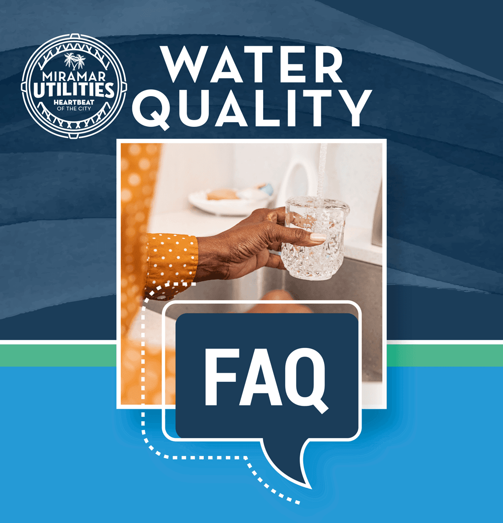 Water Quality FAQs - Home Page Banner