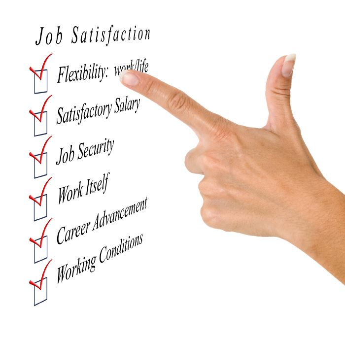 jobs satisfaction
