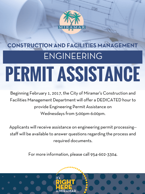 Engineering Permit Assistance