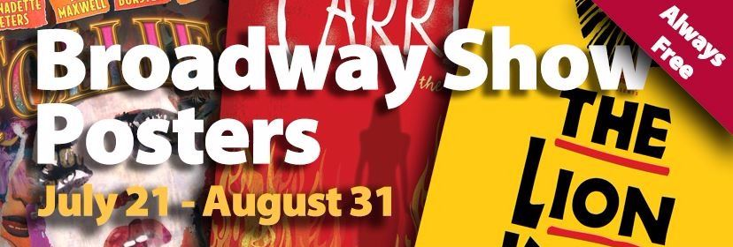 Broadway Show Posters