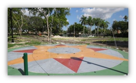 Shirley Branca Splash Pad