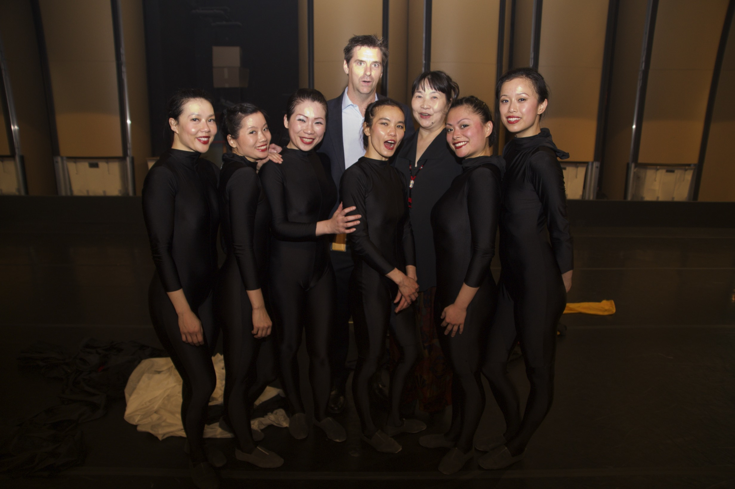 Lily Cai Chinese Dance Company - March 7, 2015  (1