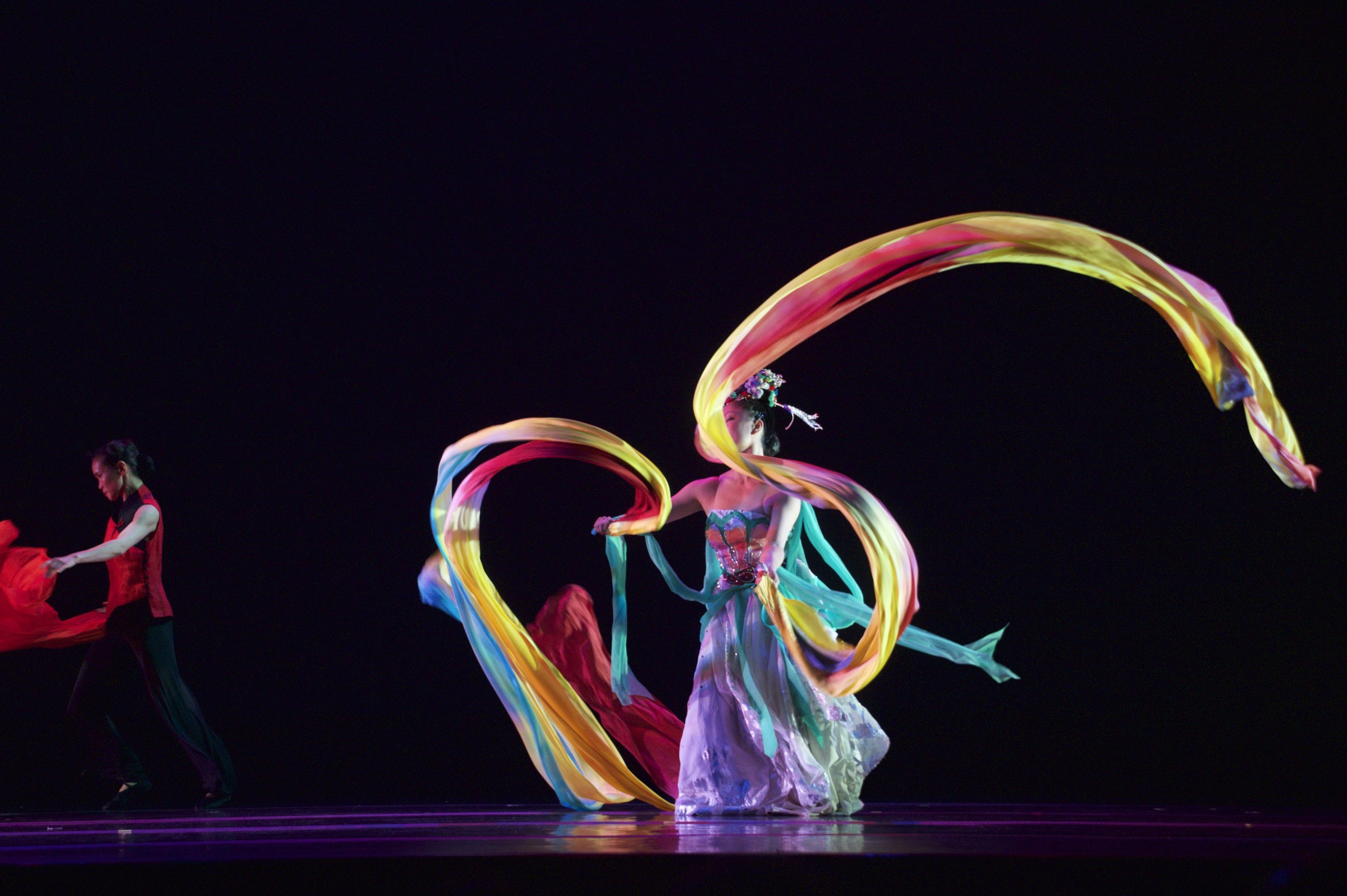 Lily Cai Chinese Dance Company - March 7, 2015  (2