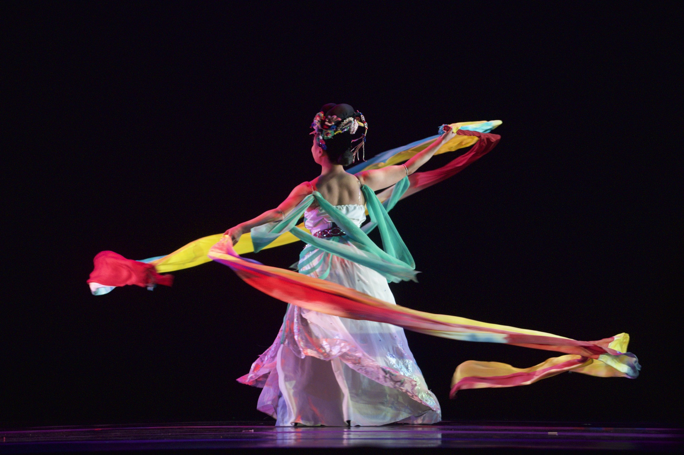 Lily Cai Chinese Dance Company - March 7, 2015  (3