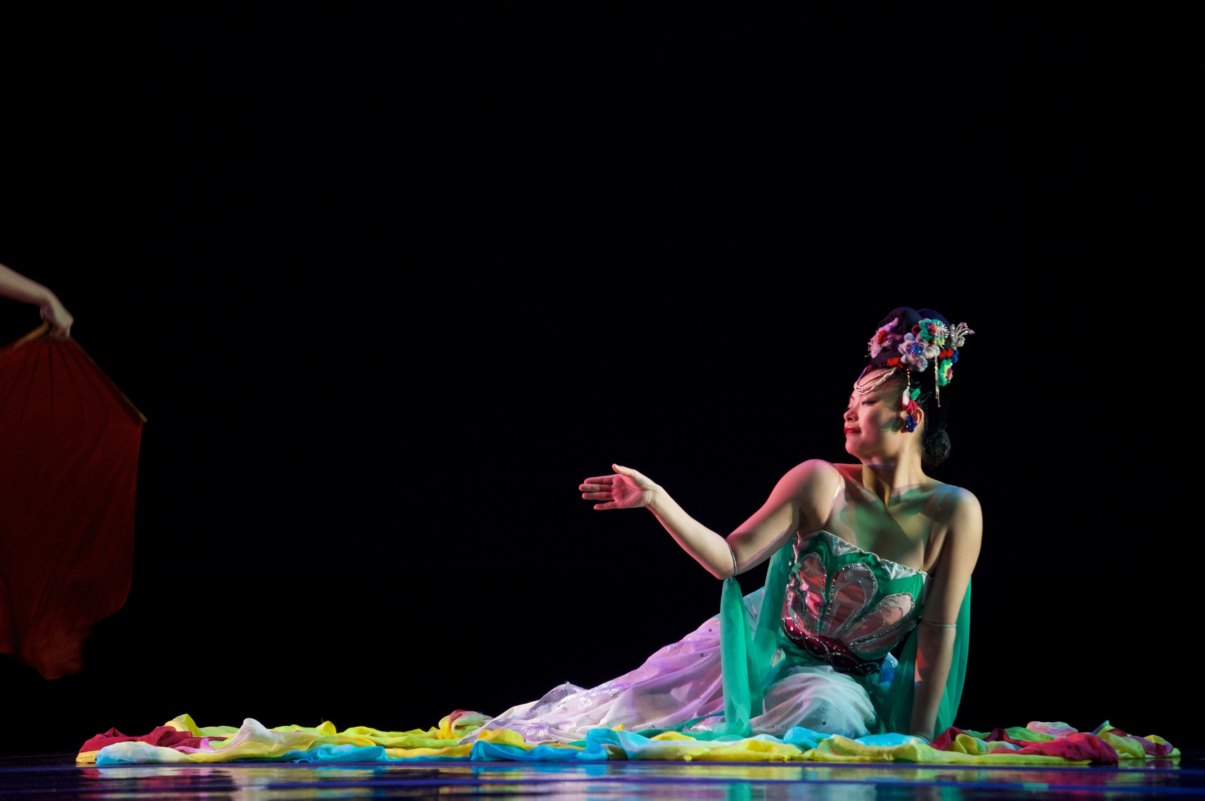 Lily Cai Chinese Dance Company - March 7, 2015  (4