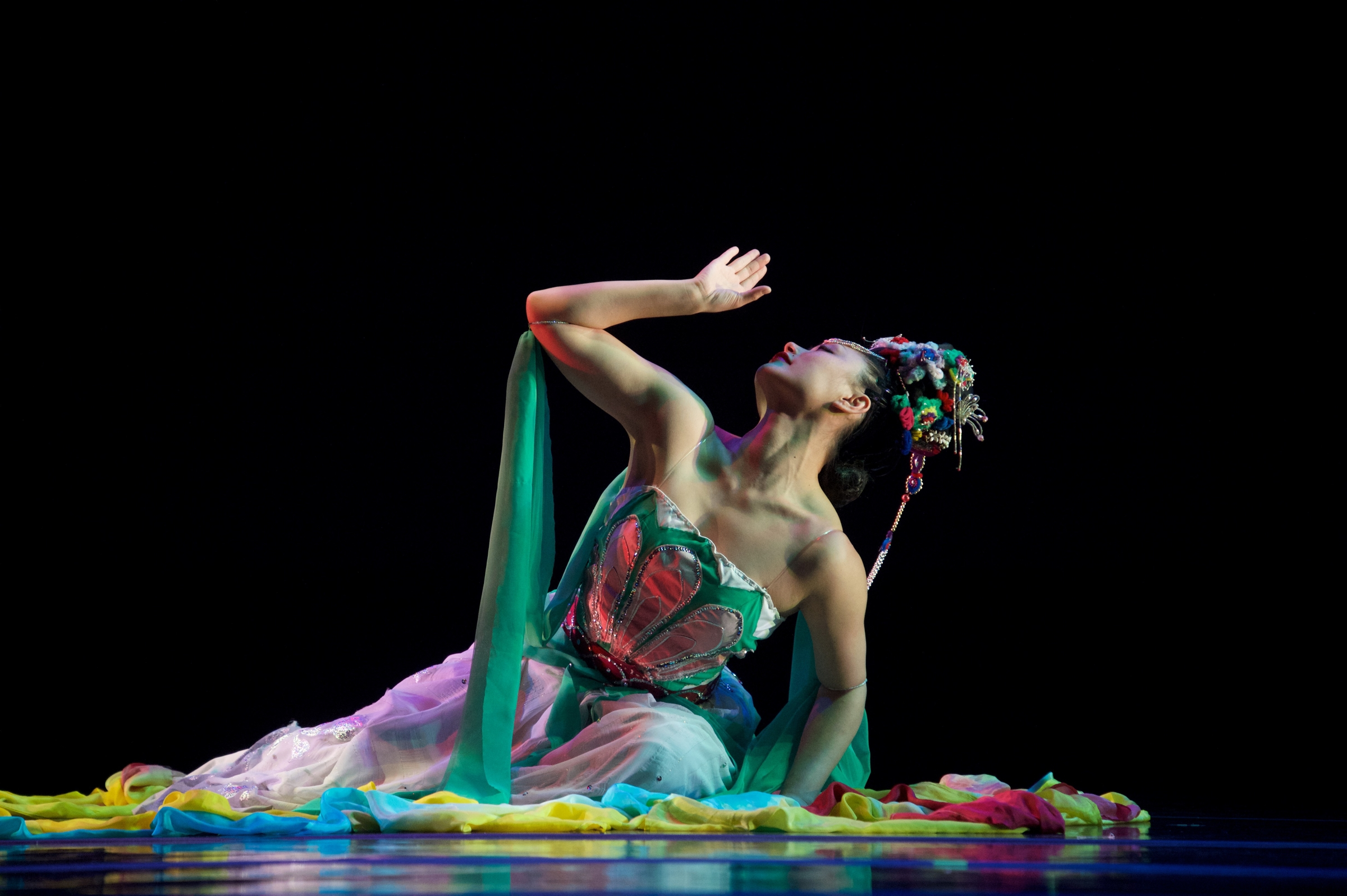 Lily Cai Chinese Dance Company - March 7, 2015  (5