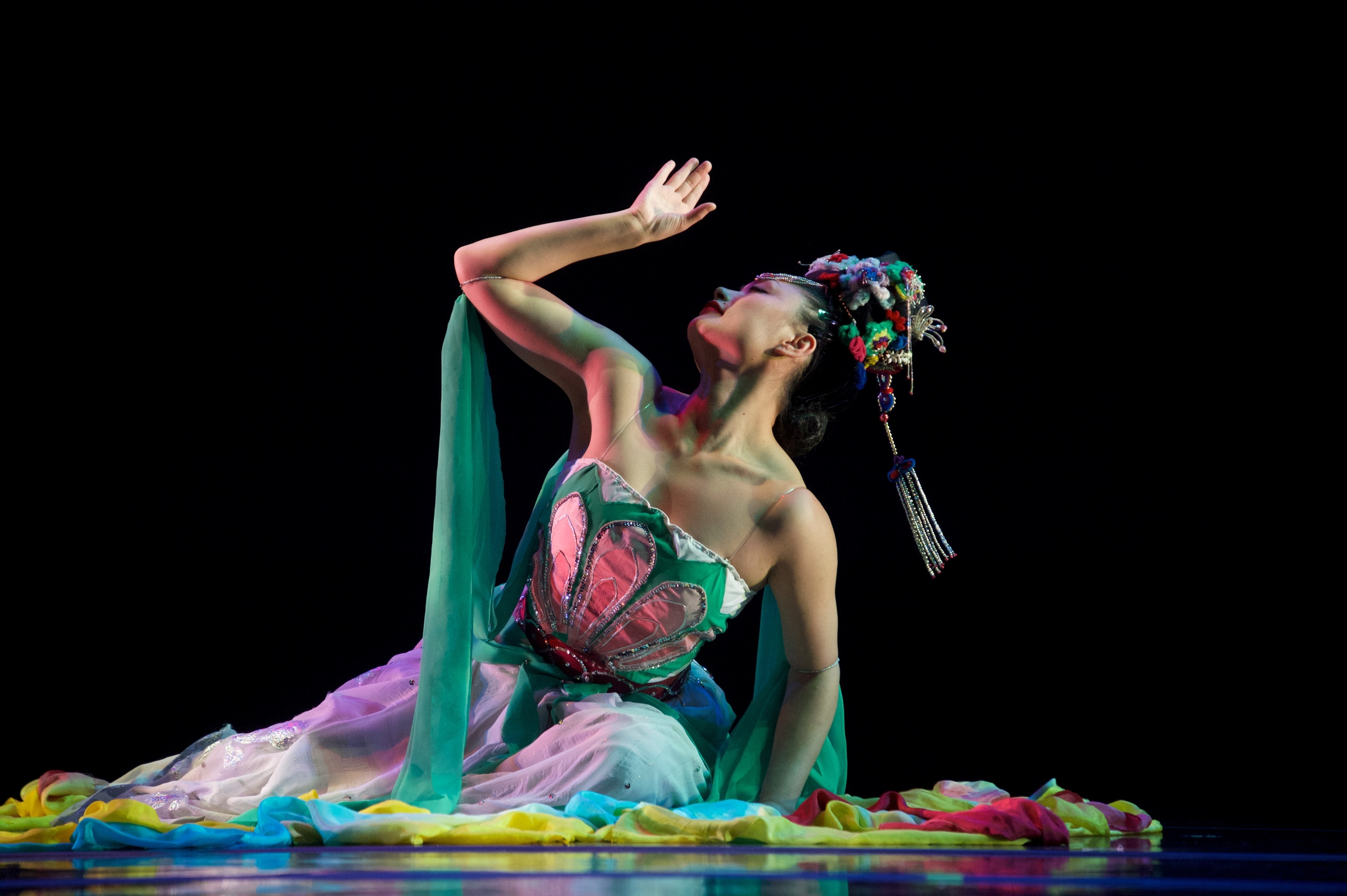 Lily Cai Chinese Dance Company - March 7, 2015  (7