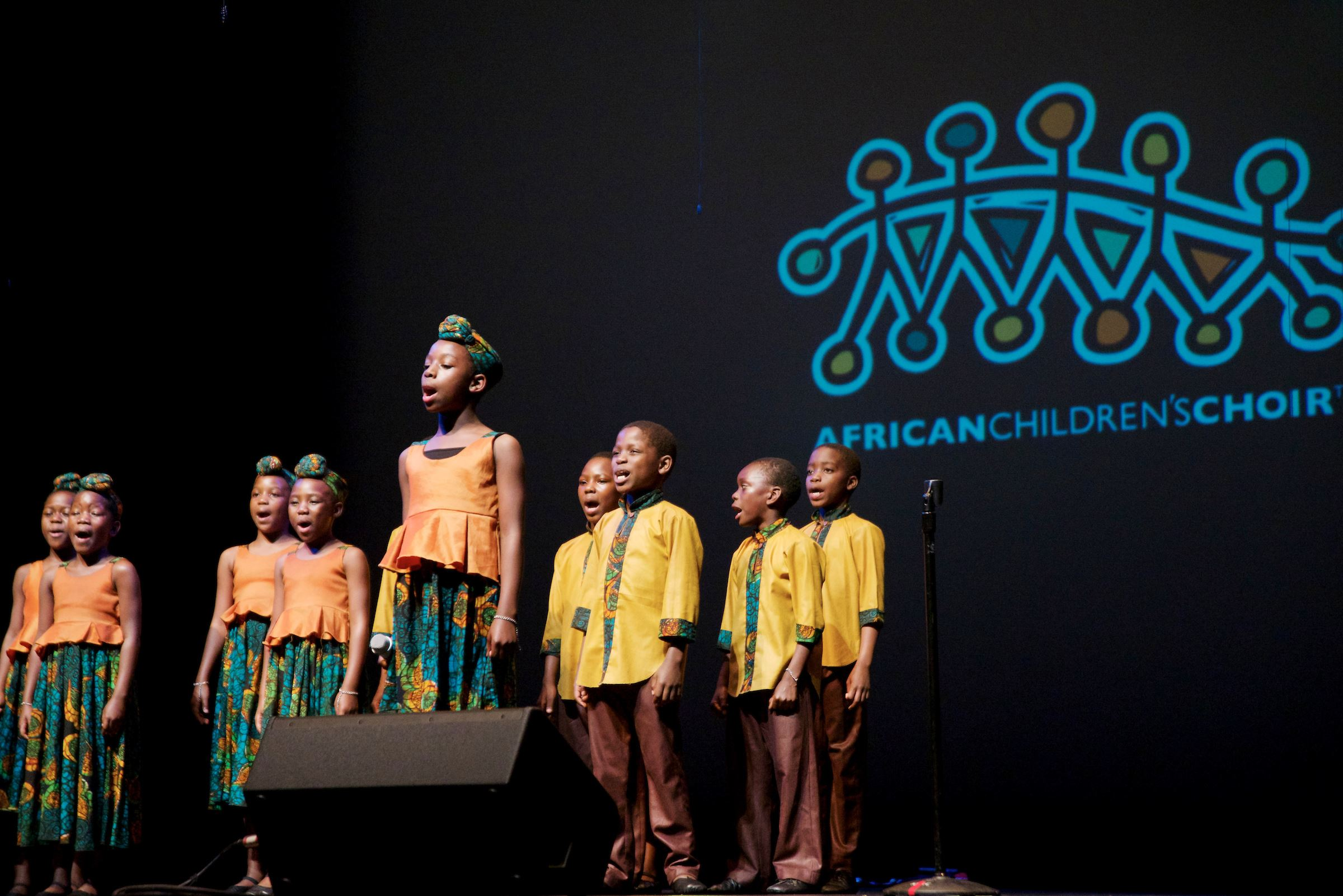 African Childrens Choir  (3)